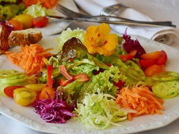 адаптированная диета помогает бороться с целлюлитом