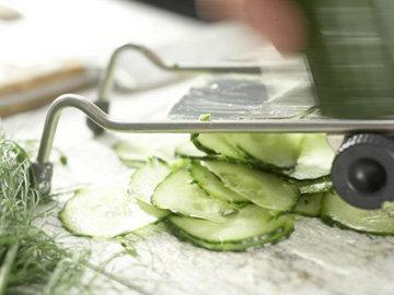 Картофельный салат 5