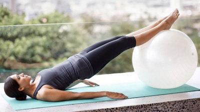 Упражнение против целлюлита 6
