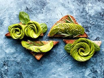 Диета состоит на 80% из овощей, салатов, свежих фруктов