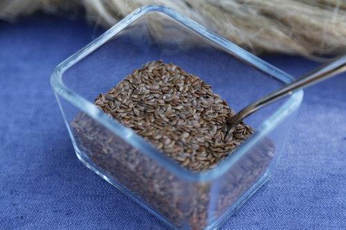 Льняное семя польза