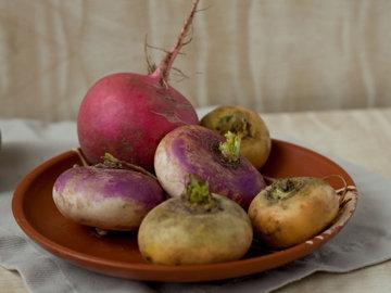Самые полезные овощи. Брюква