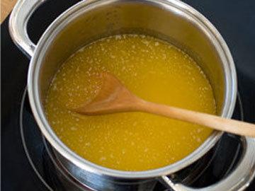 Как приготовить масло ги 4