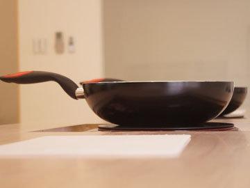 кастрюли и сковороды с антипригарным покрытием