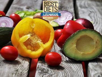 Лучшие диеты с овощами, фруктами
