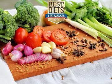 Лучшие диеты в целом