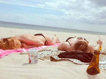 Причины и симптомы солнечного удара