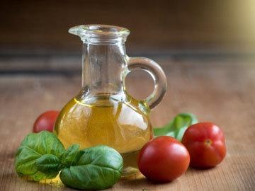 оливковое или рапсовое масло
