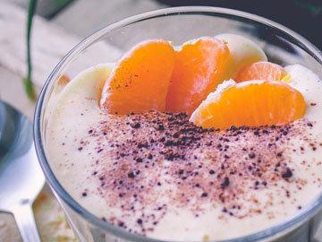 Поднимающий инсулин йогурт с добавлением фруктов
