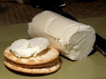 Суфле с козьим сыром