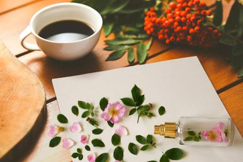 Уход за кожей с кофе