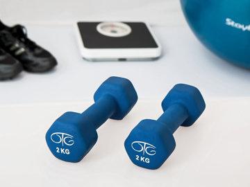 регулярно занимайтесь физическими упражнениями