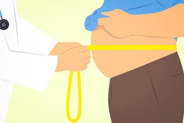 висцеральный жир опасен