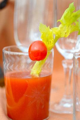томатный коктейль