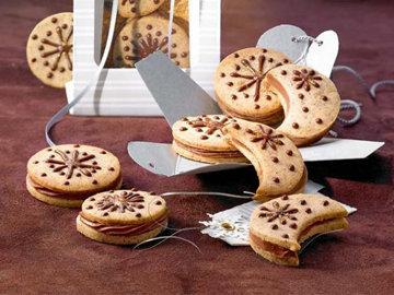 Шоколадное печенье CAPPUCCINO
