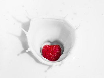 меню с йогуртом