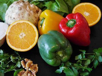Микронутриенты - это витамины, микроэлементы и минералы