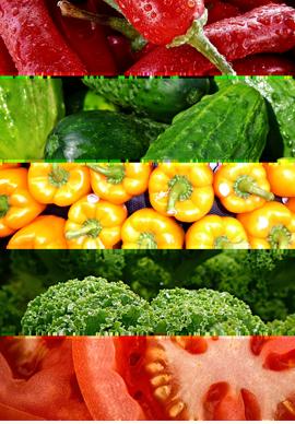 Зеленая группа продуктов
