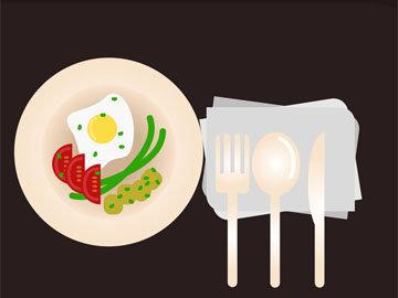 ежедневный рацион питания
