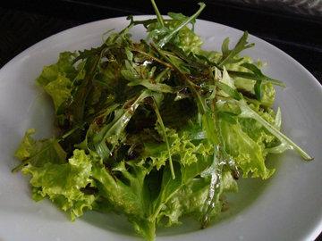 1. Зеленые листовые овощи