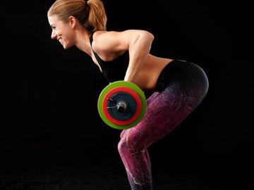 Интенсивная тренировка мышц