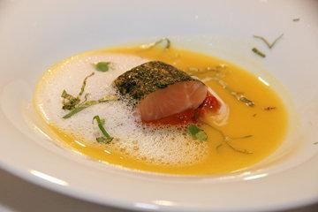3. рыбный суп
