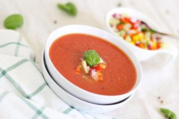 4. томатный суп