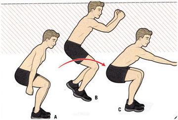 Второй круг упражнений Фигура к лету 1