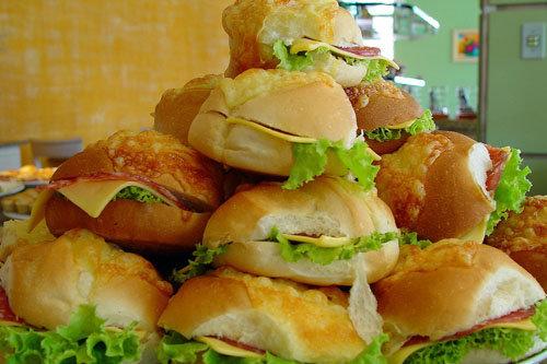 Fast food - еда из Макдональдса