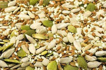 Ставка на зерна и семена