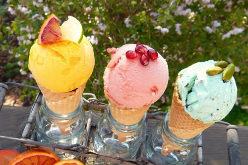 мороженое Nicecream