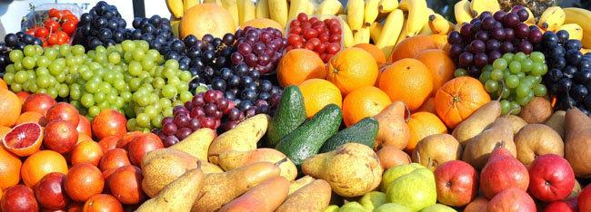 Ешьте фрукты до полудня