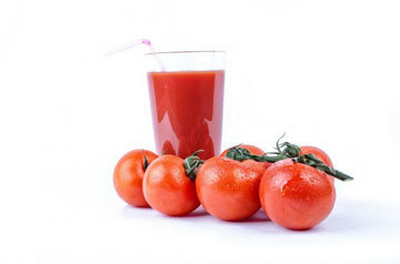 Пейте томатный сок