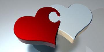 Сердце - это символ любви и жизни