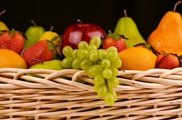 Список наиболее загрязненных фруктов и овощей