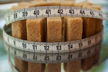 три правила мало сахара, мало белого хлеба и много овощей