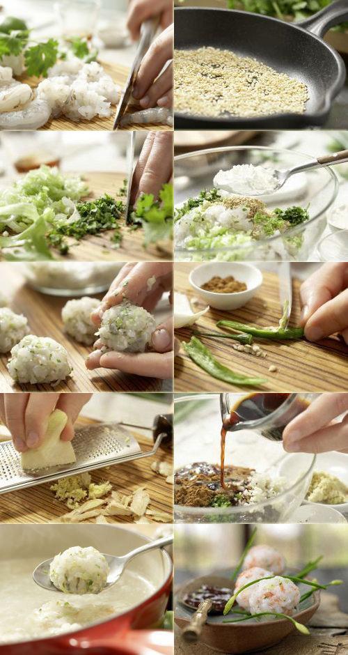 Как приготовить Креветочные шарики