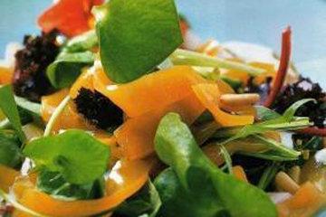 Пикантный Суп - салат
