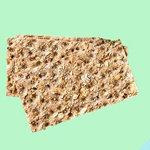 11. Хлебцы с творогом вместо печенья с шоколадом