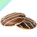 12. Хлебцы с творогом вместо печенья с шоколадом