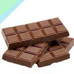 14. Пахта с ягодами вместо шоколада