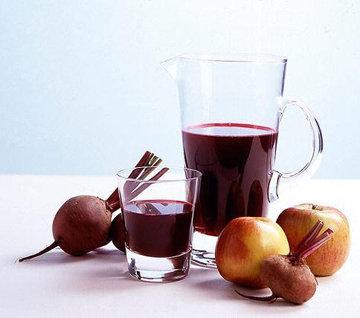 Рецепт свекольного сока