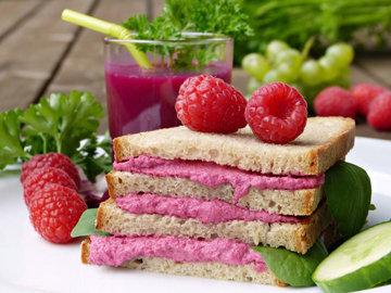 Пасты для бутербродов на основе свежих ингредиентов