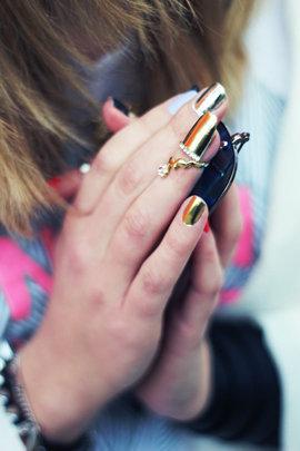 Вредны ли искусственные ногти