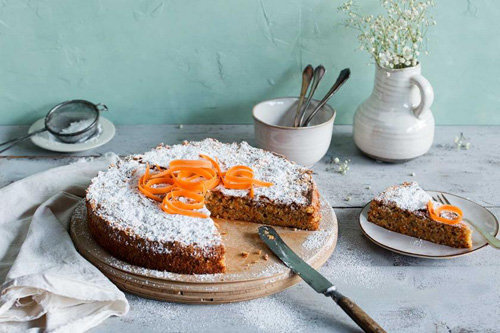 Морковный пирог рецепт на Пасху
