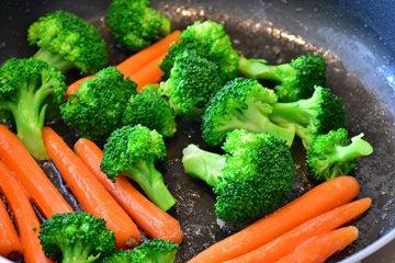 больше продуктов растительного происхождения