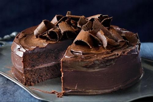 Шоколадный торт - 5 простых и вкусных рецептов